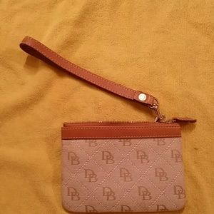 Authentic  wrist small purse